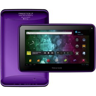 Visual Land Prestige 7 ME 107 8GB 7 8 GB Tablet Computer   Wi Fi   A