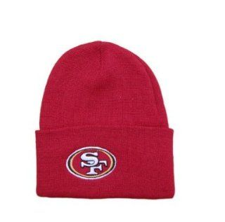 NFL Beanies   San Francisco 49ers   Maroon Sports