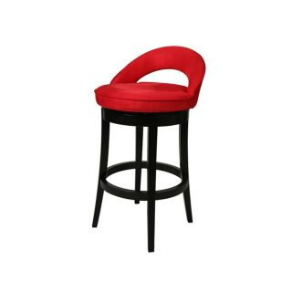 Urbana 26 inch Wood Swivel Counter Stool