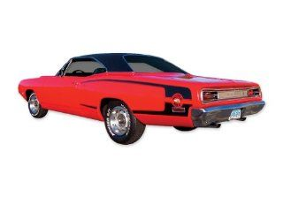 1970 Dodge Super Bee C Stripes & Decals Kit   RED