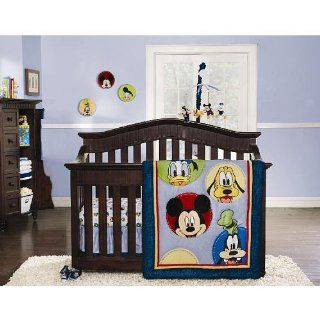 Disney Mickey Mouse and Friends 8 Piece Crib Bedding Set