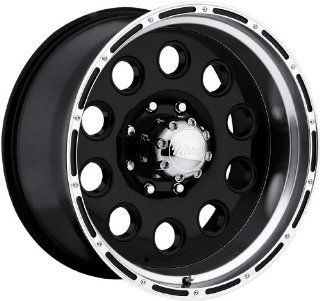 Ultra Wheels Baja Champ RWD Type 185 Black Wheel with Diamond Cut Lip