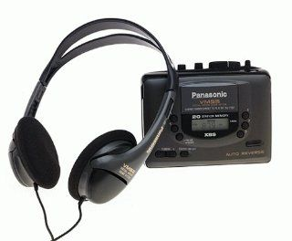 Panasonic RQ V197 Portable Radio/Cassette Player