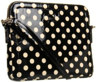 Kate Spade New York Carlisle Street Bryce Cross Body,Black