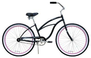 Beach Cruiser Bicycle Woman 26 Firmstrong Urban Lady