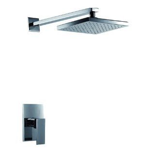 LightInTheBox Single Handle Shower Only Faucet Trim Kit with Square