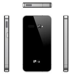 SVP IPro I66 Unlocked Dual SIM Cell Phone with 2GB Card