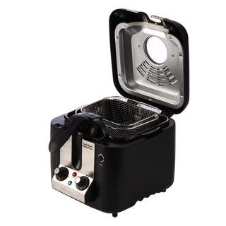 Waring Pro DF100FR Cool Touch Deep Fryer (Refurbished)