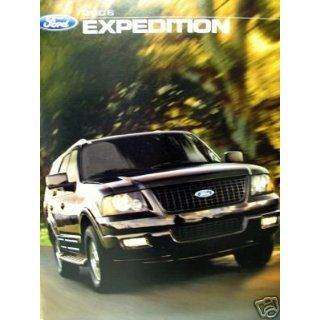 2006 Ford Expedition SUV vehicle brochure