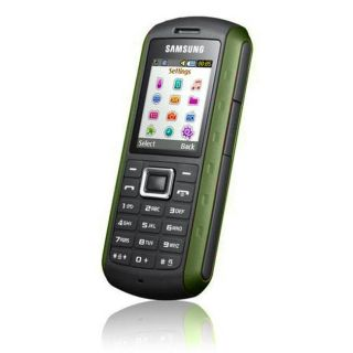 Samsung B2100 Unlocked GSM Green Cell Phone