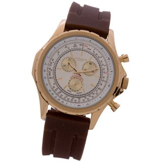 Akribos XXIV Excaliber Mens Chronograph Watch