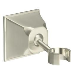 Kohler K 422 BN Vibrant Brushed Nickel Memoirs Adjustable Wall Mount