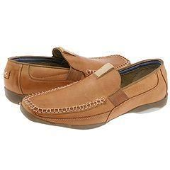 Steve Madden Laker Tan Leather Loafers