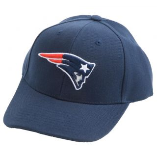 New England Patriots NFL Velcro Hat