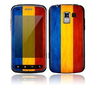 Flag of Romania Decorative Skin Cover Decal Sticker for LG