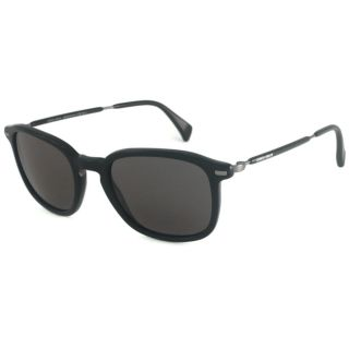Giorgio Armani Mens GA924 Rectangular Sunglasses